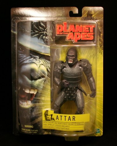 Planet of the Apes Action Figure Attar - 1