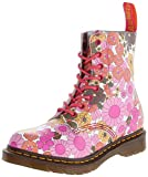 Dr. Martens Pascal Vintage Daisy Pink, Womens Boat Shoes