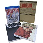 劇場版トライガン「TRIGUN Badlands Rumble」(BD) [Blu-ray]