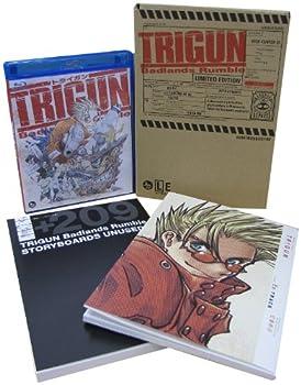 劇場版トライガン「TRIGUN Badlands Rumble」(BD) [Blu-ray]