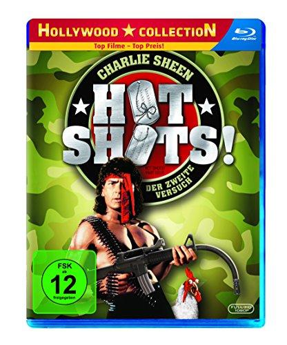 Hot Shots! - Der zweite Versuch [Blu-ray]