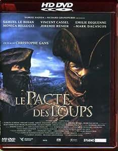 Le Pacte des loups [HD DVD]