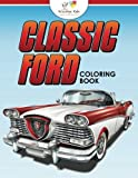 img - for Classic Ford: A Coloring Book book / textbook / text book