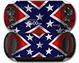 Sony PS Vita Skin Confederate Flag by WraptorSkinz