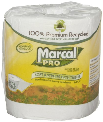 Individually Wrapped Toilet Paper front-1017848