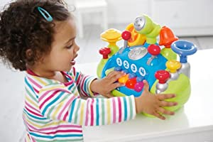 My First Toddler Musical Instrument Center