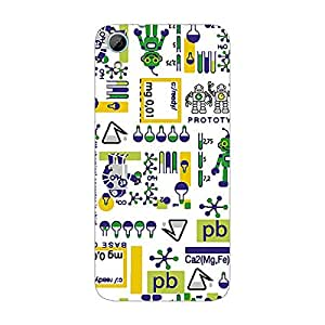 Garmor Designer Silicone Back Cover For HTC Desire 530