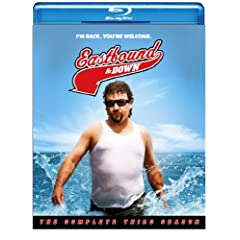 Eastbound & Down: Season 3 [Blu-ray]