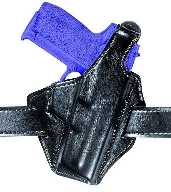 747 Holster Plain Black RH Glock 26