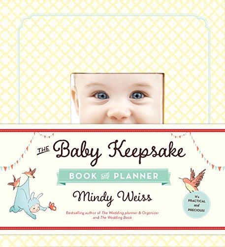 Keepsake Baby Book front-1029215