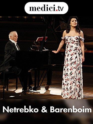 Anna Netrebko & Daniel Barenboim: Russian Songs (No dialog)