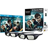 Sony 3DBNDL/HPOTER The Harry Potter 3D Starter Kit (Discontinued by Manufacturer)