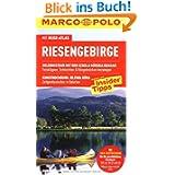 MARCO POLO Reiseführer Riesengebirge: Reisen mit Insider-Tipps. Mit Reiseatlas Riesengebirge