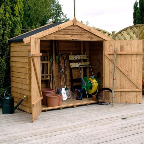 qiq fix garden shed assembly instructions