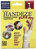 Handeze Flex-Fit Therapeutic Gloves, Medium, Size 4