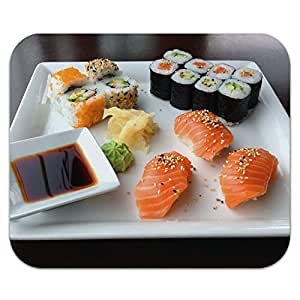 teller von sushi food mouse pad mousepad. Black Bedroom Furniture Sets. Home Design Ideas