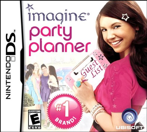 Imagine: Party Planner - Nintendo DS