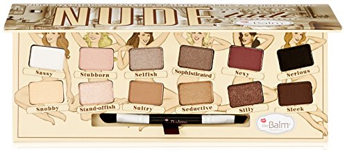theBalm Lidschatten-Palette Nude Tude Naughty Palette thumbnail