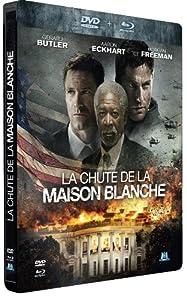 La Chute de la Maison Blanche [Combo Blu-ray + DVD - Édition boîtier SteelBook]