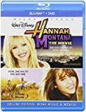 The Hannah Montana Movie [Blu-ray + DVD] (Bilingual)