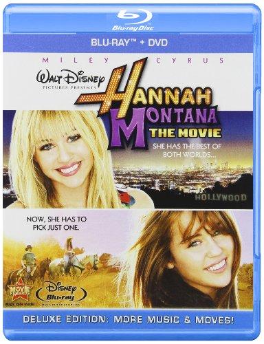 51VmYHJF7eL Hannah Montana: The Movie (Blu ray/DVD Combo)