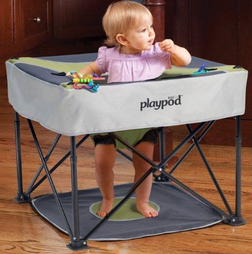 KidCo Go-Pod Baby Activity Seat in Pistachio