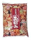 白藤製菓 えびせんべいお好み 100g(25g×4)