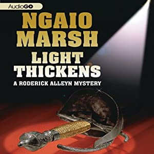 Light Thickens | [Ngaio Marsh]