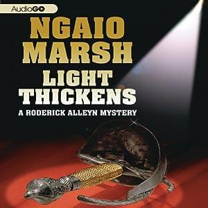 Light Thickens | [Ngaio Marsh]