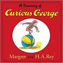curious george book report Curious george is a children's book written and illustrated by margret rey and h a rey, and published by houghton mifflin in 1941 it is the first book in the curious george series and tells the story of an orphaned monkey named george and his adventures with the man with the yellow hat.