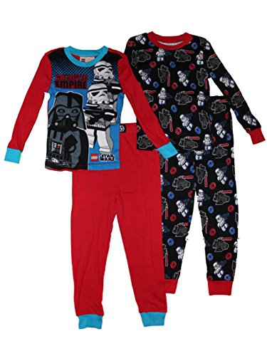 Lego-Star-Wars-Cotton-2-Pack-Glow-in-Dark-Boys-Pajamas