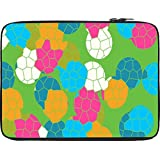 Snoogg Mosaic Tiles Colourful 2882 12 To 12.6 Inch Laptop Netbook Notebook Slipcase Sleeve