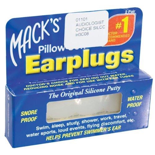 Silicone Ear PlugsB0001AGNUU : image