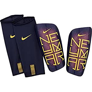 Amazon.com : Nike Neymar Jr. Mercurial Lite Soccer Shin Guard, X-Large
