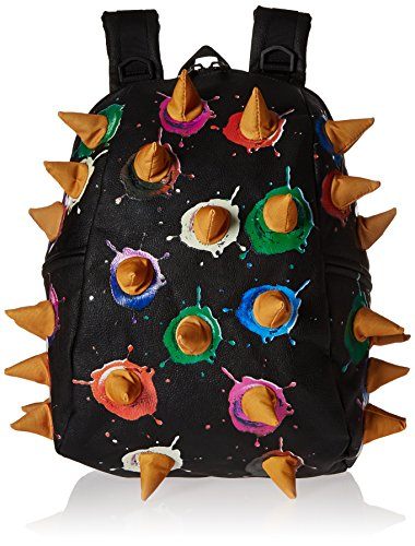 Madpax I Scream, You Scream Spike Half Backpack, Multi