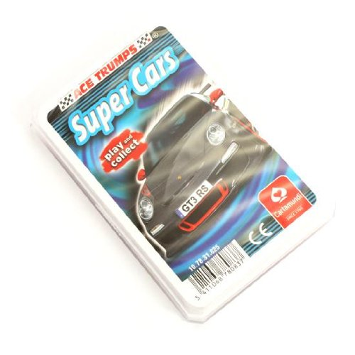 Ace Trumps Super Cars 2