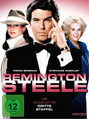 Remington Steele Die komplette dritte Staffel [7 DVDs]