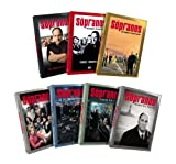 Sopranos: Complete Seasons 1-6.2 [DVD] [Region 1] [US Import] [NTSC]