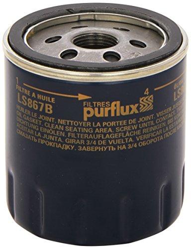 PURFLUX LS867B Ölfilter, Anzahl 1