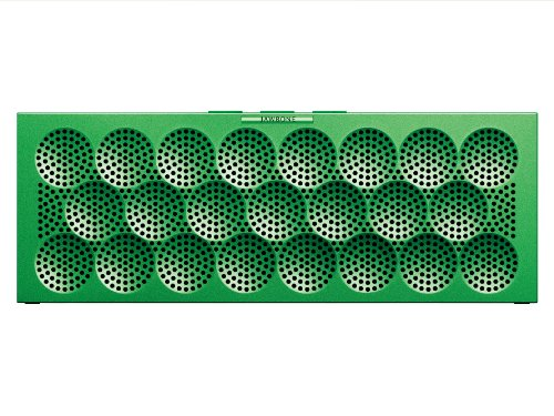 Mini Jambox By Jawbone Wireless Bluetooth Speaker - Green Dot - Retail Packaging