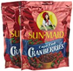 Sun Maid Cape Cod Cranberries, 6-Ounc...