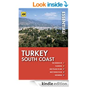Essential Turkey South Coast (AA Essential Guide)