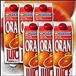 オランフリーゼル●タロッコジュース(ブラッドオレンジジュース)1L×6本