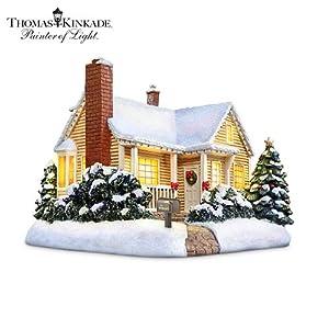 Amazon.com - Thomas Kinkade Christmas Cottage Village Accessory by
