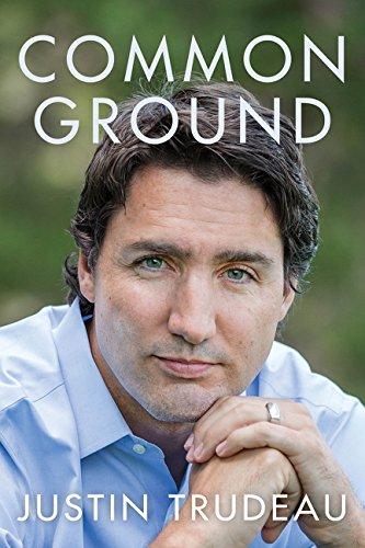 Untitled Memoir (Justin Trudeau)