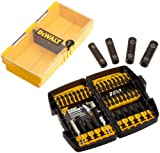 Home Improvement - DEWALT DW2169 38-Piece Impact-Driver Ready Accessory Set