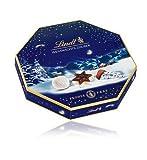 Lindt Lindor Christmas Magic Milk Chocolates (100g)