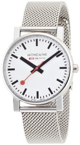 Mondaine Gents Analogue bracelet watch