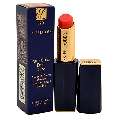 Estée Lauder Pure Color Envy Shine - Sculpting Shine Lipstick n. 320 surreal sun