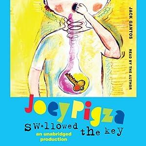 Joey Pigza Swallowed the Key | [Jack Gantos]